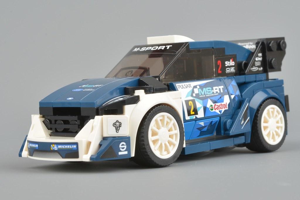 Review: 75885 Ford Fiesta M-Sport WRC | Brickset: LEGO set guide ...