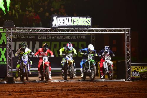 Pro, Arenacross Tour, Birmingham 2018
