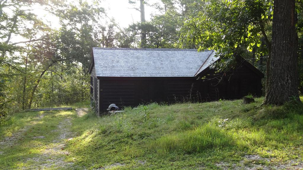 Rental Cabin Big Spring Historic District Ozark National Flickr