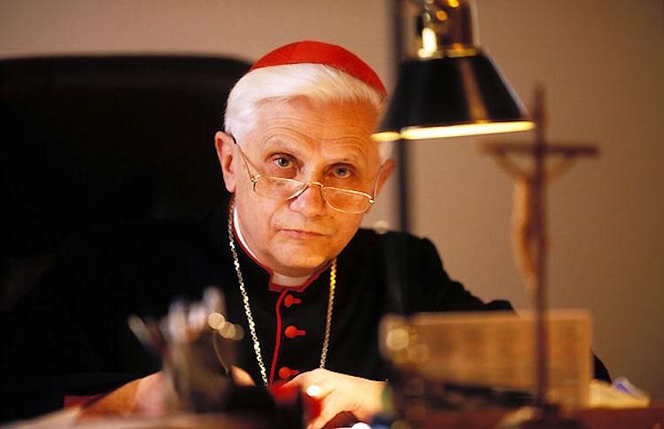 Cardenal Ratzinger