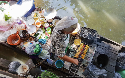 Taling Chan Floating Market | by comzine69
