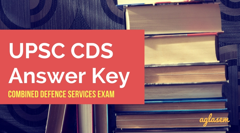 CDS Answer Key