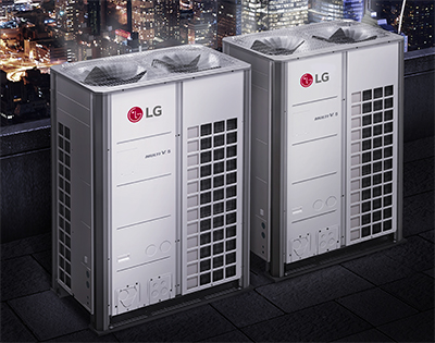 The MULTI V 5 is the latest in LG's MULTI V line, focussing on optimising energy efficiency and maximising user comfort.