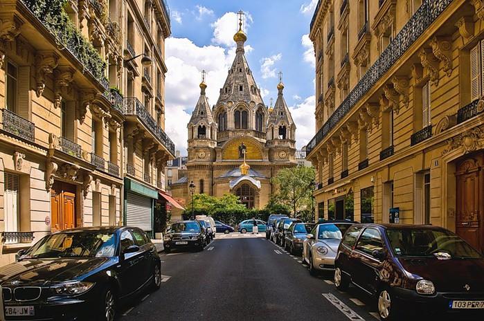 Паломничество по Франции