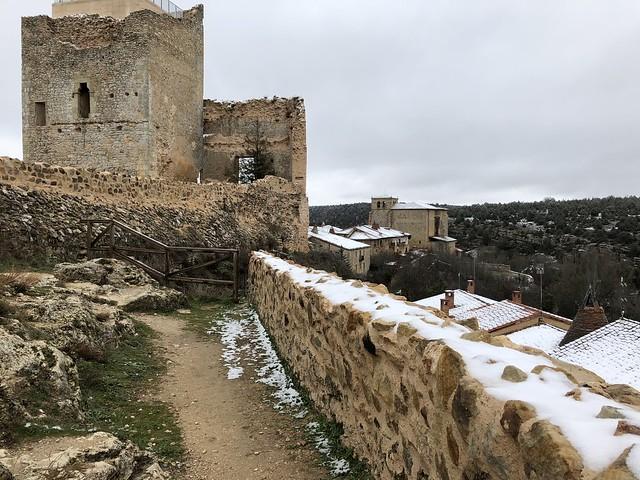 Castillo de Calatañazor (Soria)