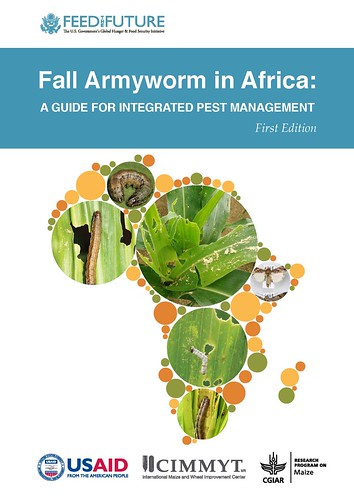 Fall Armyworm in Africa: A Guide for Integrated Pest Management cover