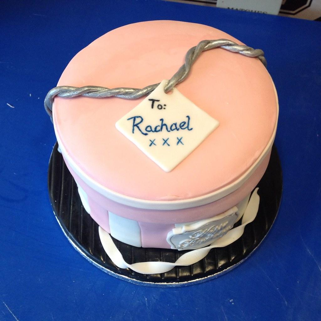 Happy Birthday Rachael Sugardust Cakes Flickr