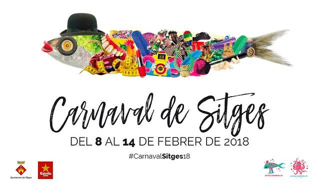 PROGRAMA CARNAVAL SITGES 2018