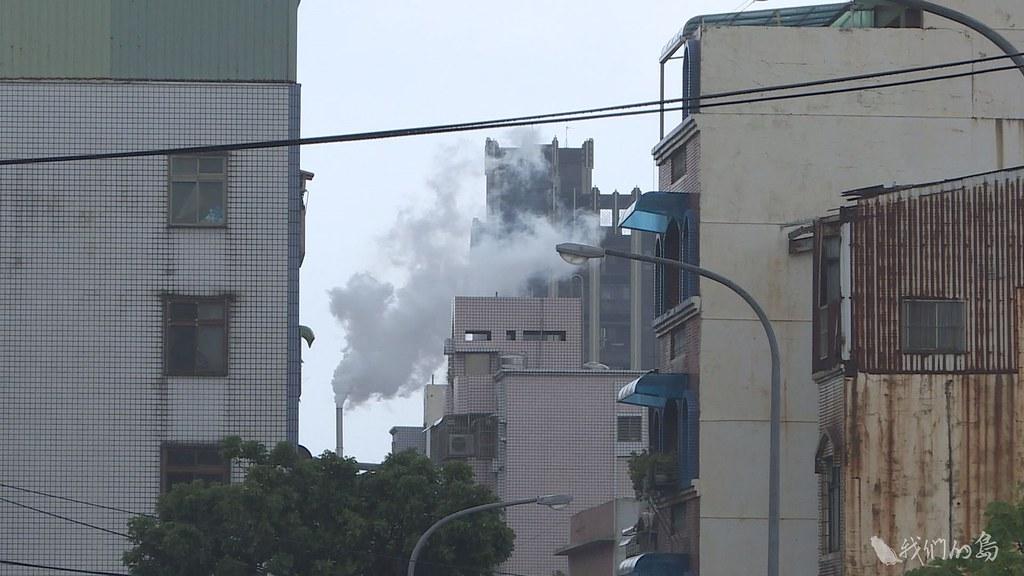 941-1-35工業區與住宅區高度混合,已經成為台灣常態。