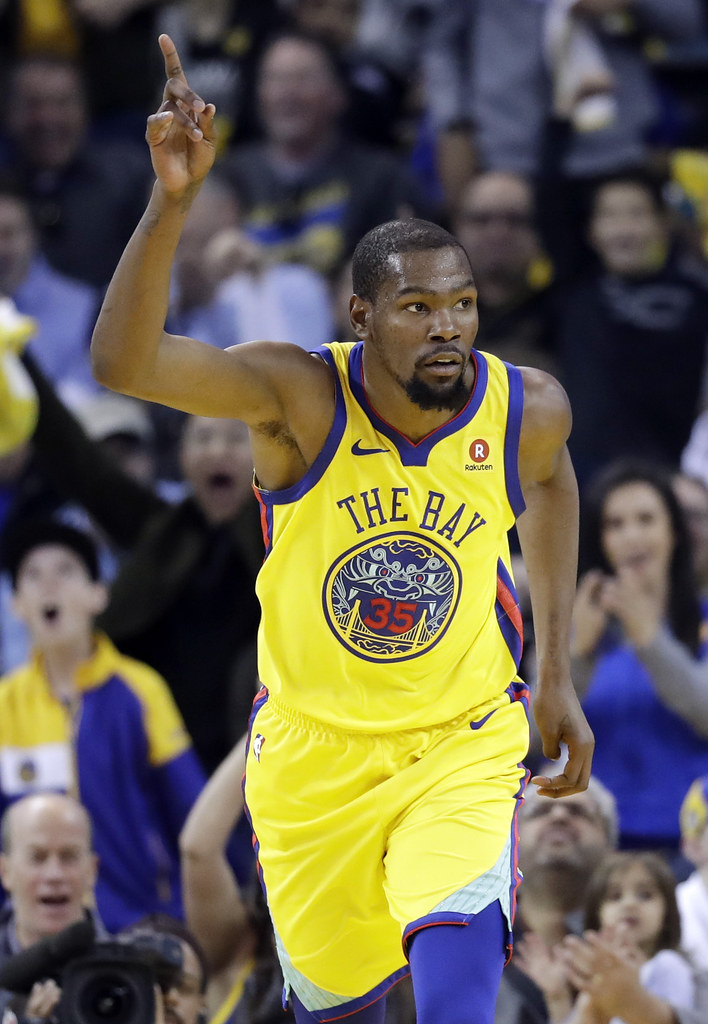 Kevin Durant。(達志影像資料照)