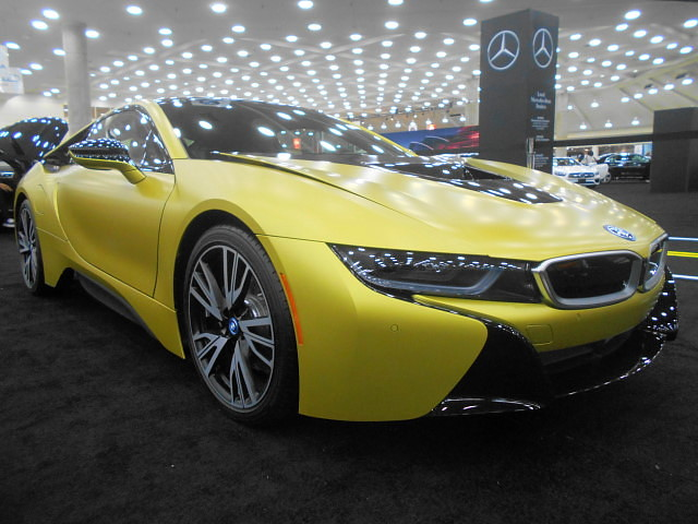 2017 Bmw I8 Motor Trend International Auto Show Baltimore Flickr