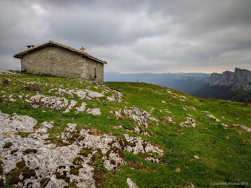 San Adrián de Lizarraga y los Cortados de Ollide