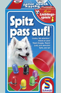 Spitz, pass auf - Loulou, fais attencion - Attenti al carne - Watch, doggie, watch - Spits, pas op