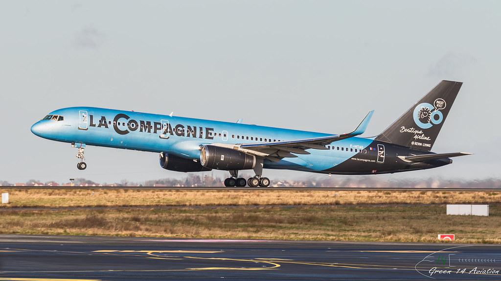 la compagnie b757 blue pencil a la compagnie boeing 757 ta flickr