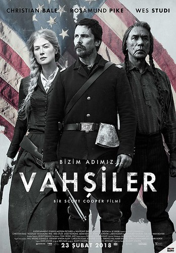 Vahşiler - Hostiles