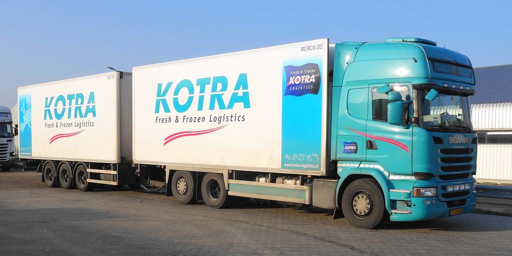 Scania R490tl Streamline Transport Vooruitkotra Breskens Flickr