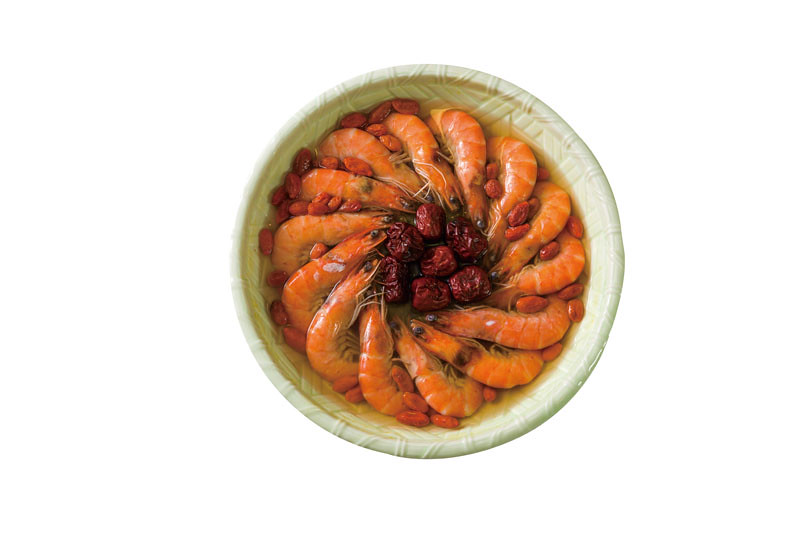 201801-02-里海倡議永續海鮮年菜-06-1。醉蝦