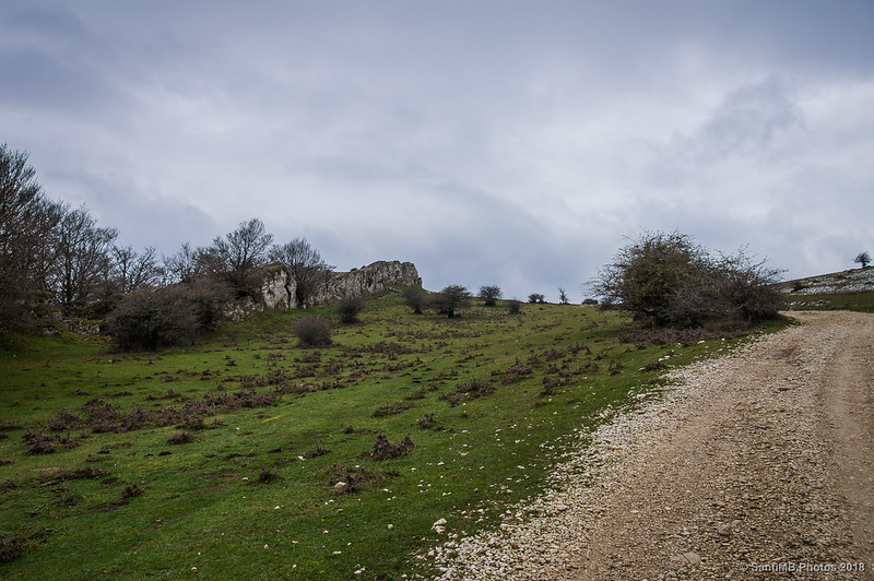 GR-282 o Senda del Pastoreo en la Sierra de Andía