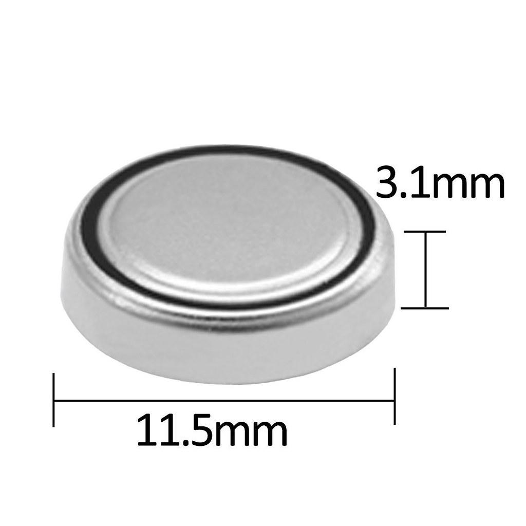 10x Ag10 189 389a Lr54 L1131 Sr1130w L1130 Lr113 Batteries