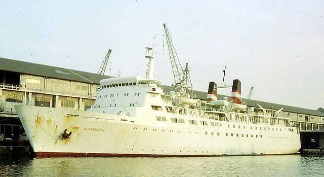 Salem Express en 1996
