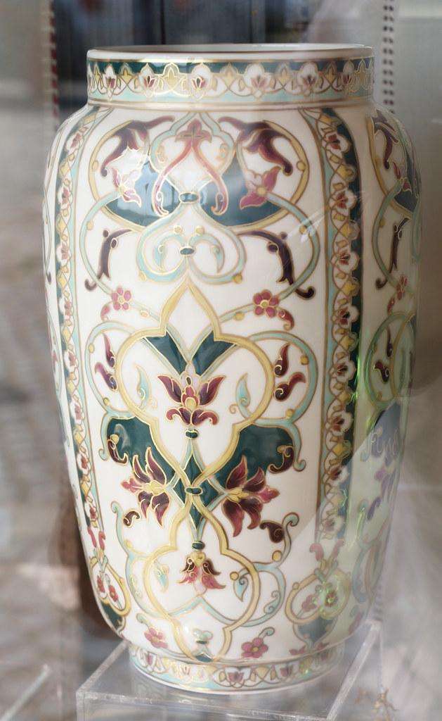 Herend Vase Szentendre Hungary 2017 Terry Feuerborn Flickr