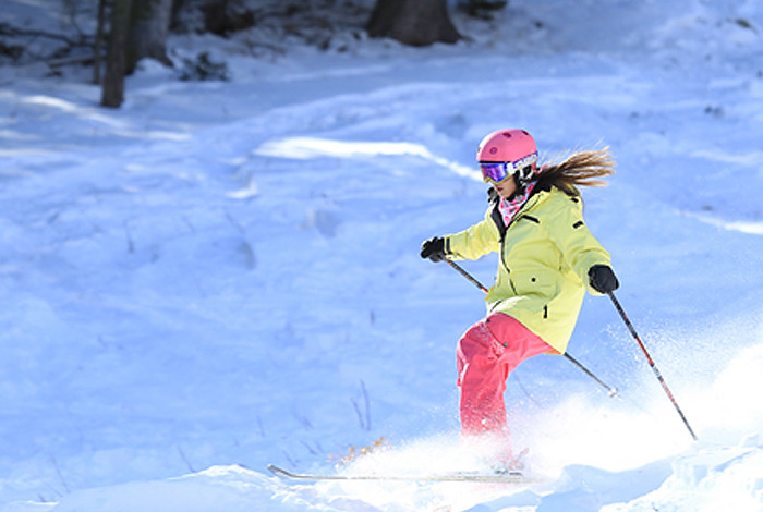 It is Women's Weekend at Pajarito Mountain, February 9-10.