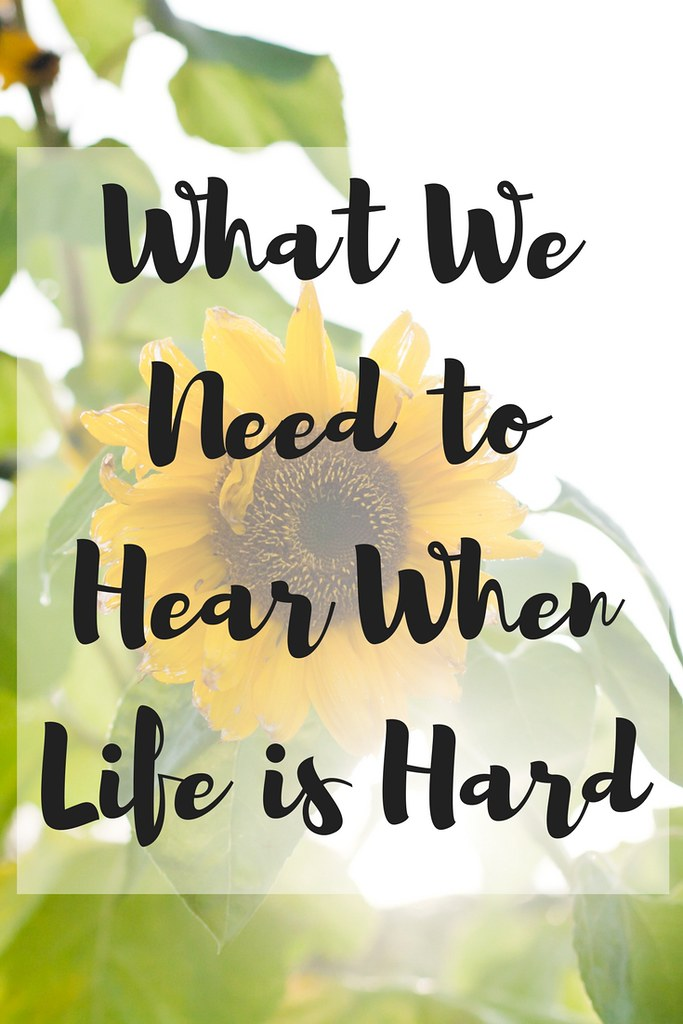 When we make decisions in life that make things more difficult, what do we need to hear from others? What increases empathy and connection?