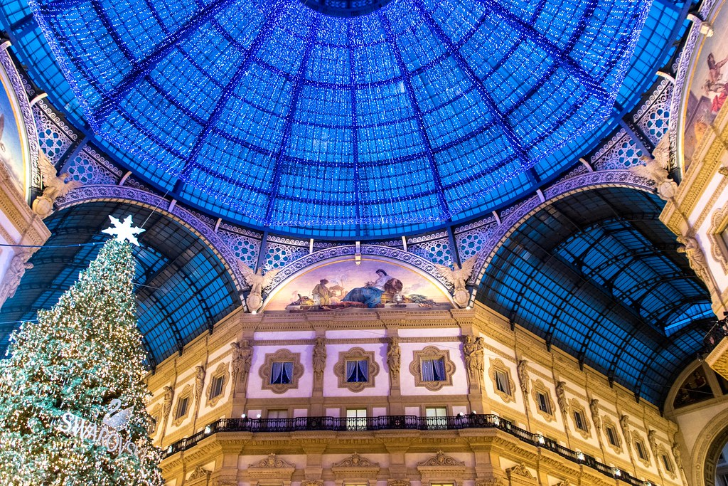 Milan at Christmas