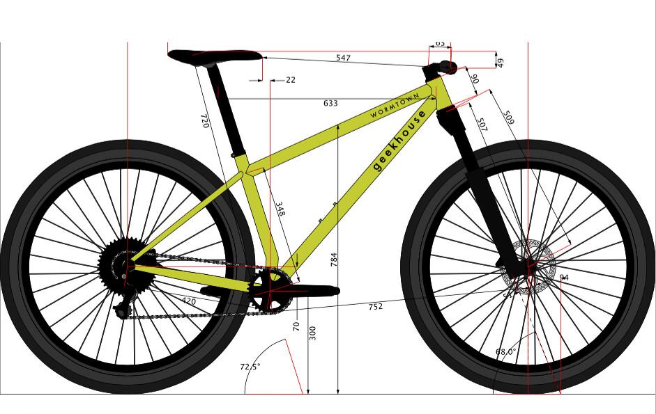 PSA - Geekhouse 29er (Marty's Bike) - The Paceline Forum
