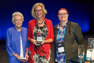 VALA2018 Williamson Award presentation