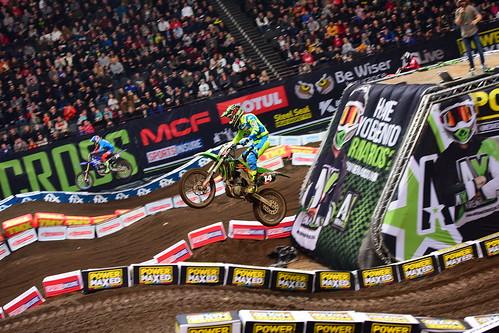 Joe Clayton, Pro Lites, Arenacross Tour, Manchester 2018
