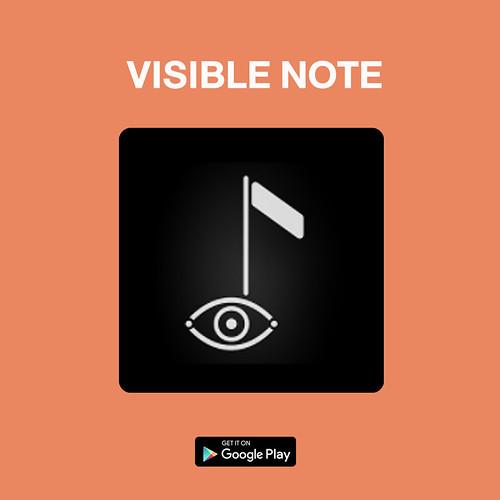 รูปภาพของแอปพลิเคชั่น Visible Note