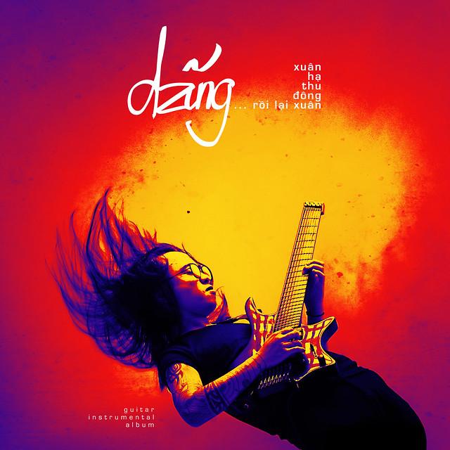 Dzũng Phạm chính thức phát hành album solo nhân ngày sinh nhật của mình