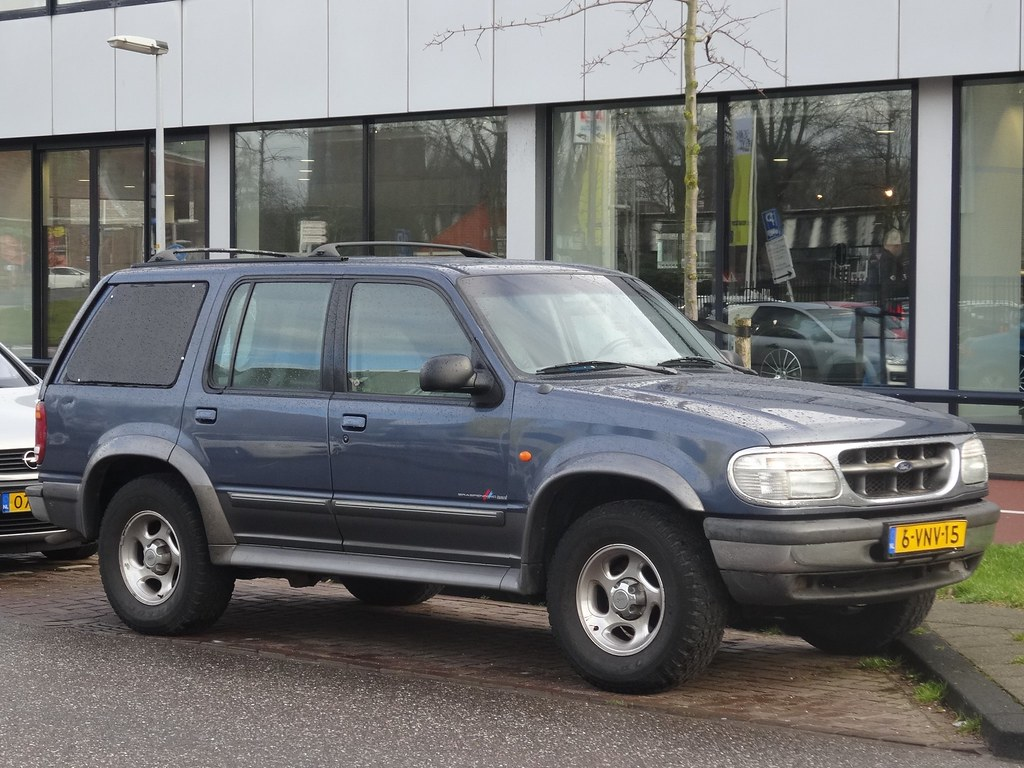 1998 ford explorer van by harry nl