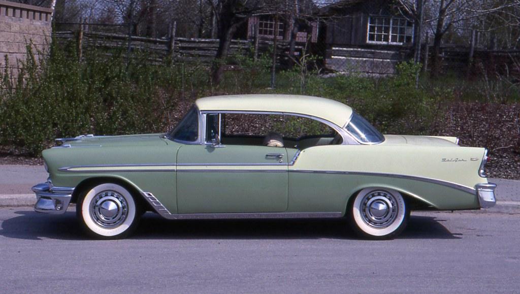 1956 Chevrolet Bel Air 2 Door Hardtop Richard Spiegelman Flickr