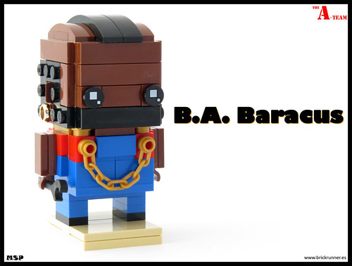 B.A. Baracus - The A Team | by MSP!