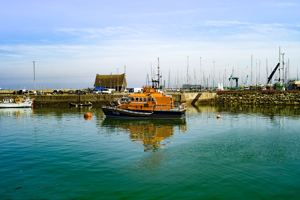HOWTH LIFEBOAT [PHOTOGRAPHED NINE YEARS AGO] 007