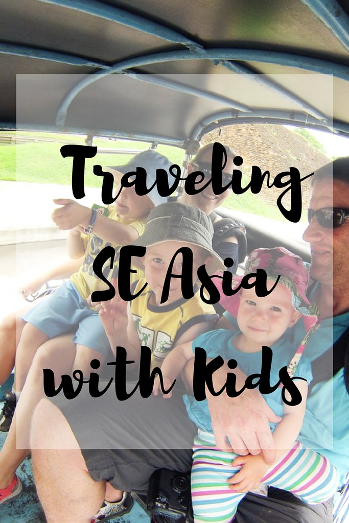 Traveling in the Philippines and Thailand with three young kids. What should you bring? What to avoid? What are the highlights?