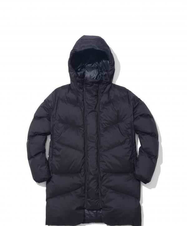 Goldwin: HOODED DOWN COAT