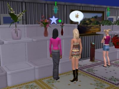 The Sims 2 Open For Business Sales Satış Yapmak