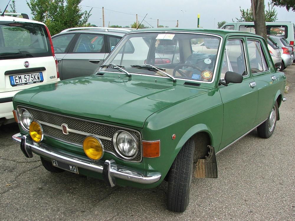 Fiat 128 1969 Filippo Flickr