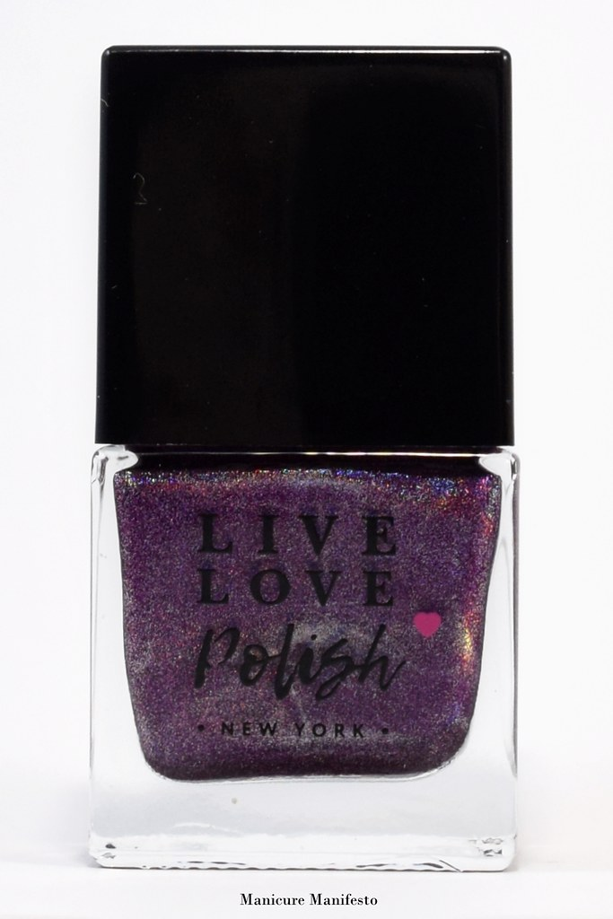 Live Love Polish close up Review