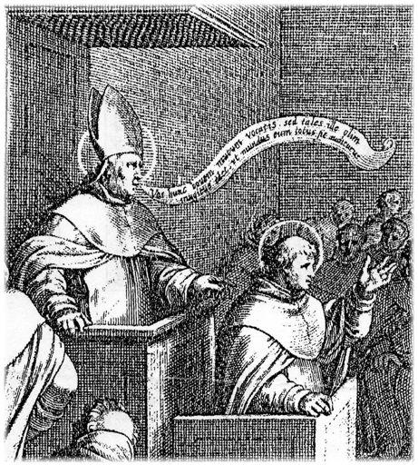 Santo Tomás y San Alberto