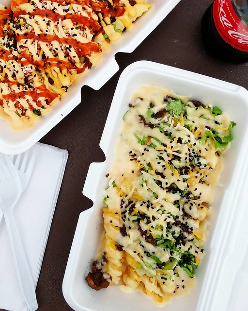 Kimchi Fries, Bulgogi Fries, Korean Kravings - Killeen TX