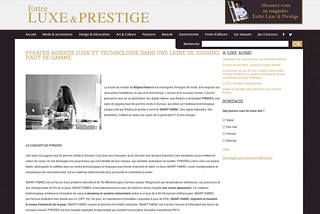 EntreLuxe&Prestige | by pyrates