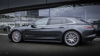 Panamera Sport Turismo Turbo | by Burnett NL