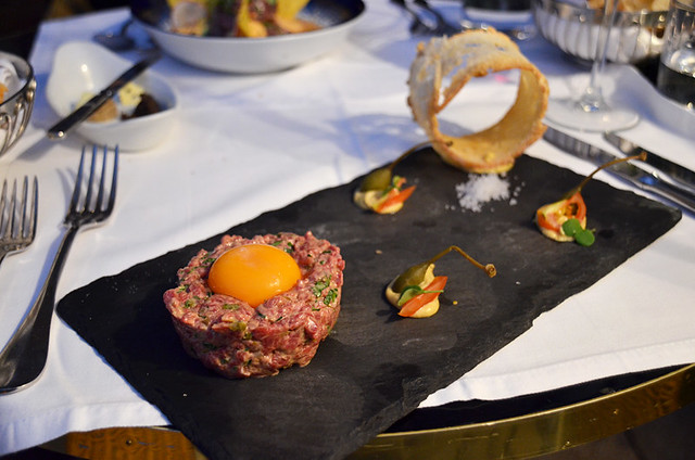Steak tartare, Flow, Porto