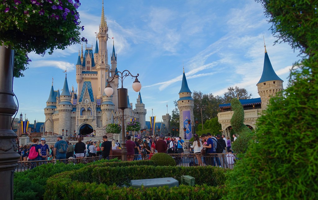 Disney World Road Trip Destinations In The United States