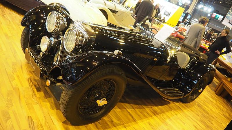Jaguar SS100 2,5 litres 1936 39562497925_f5e8ed94fc_c