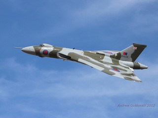 Vulcan xh558 Duxford 08-09-2012 4327 | by sickbag_andy